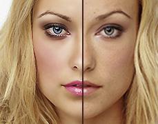 آموزش ویدئویی میکاپ حرفه ای و روتوش چهره در فتوشاپ (زیبا سازی چهره) + پروژه و فایل های مورد نیاز