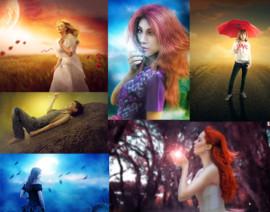 آموزش تکنیک های روتوش حرفه ای در فتوشاپ – ترکیب و ویرایش حرفه ای تصاویر به همراه تصحیح رنگ و نورپردازی
