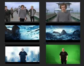 آموزش ساخت موزیک ویدئو در افتر افکت قدم به قدم و جامع به زبان فارسی – شماره ۷
