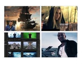 باندل پک دوم آموزش موزیک ویدئو تکنیک ها و ترفند ها با افترافکت به زبان فارسی به همراه فایل های تمرین