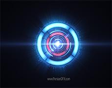 خرید آموزش ویدئویی افترافکت – ساخت لوگوی المنت نورانی و متحرک به همراه رندر و تصحیح رنگ حرفه ای
